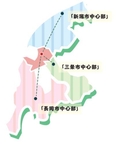 燕市マップ
