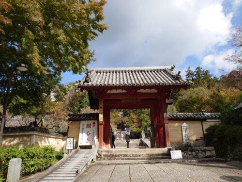 河内長野市の観心寺